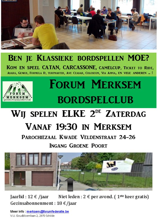 Flyer FORUM-Merksem